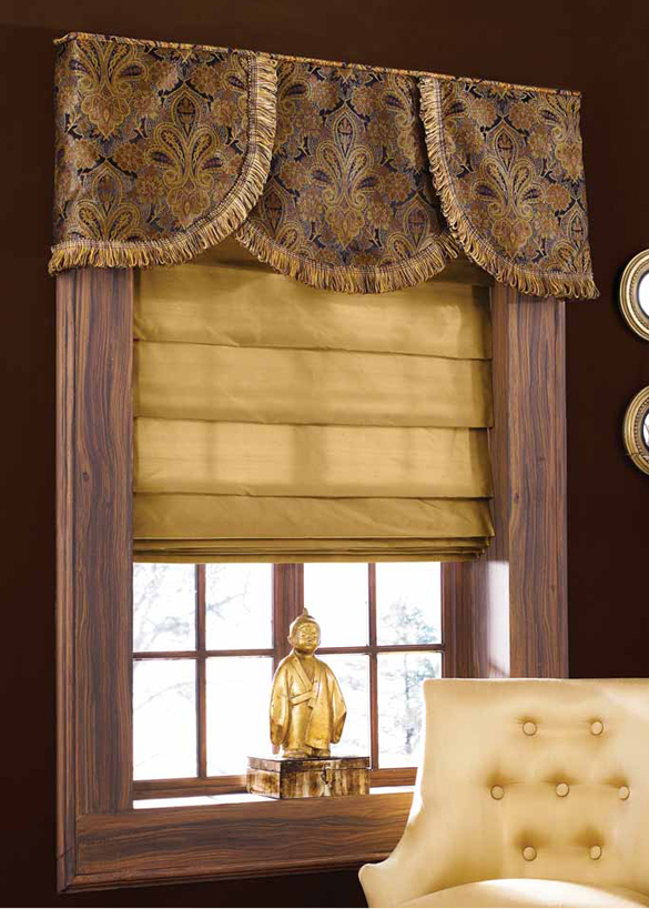 Elegance Board Mounted Valance